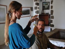 Ruta del vino en La Geria