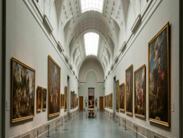 Paseo del Arte Museums