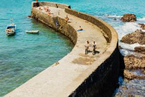 Muelle-puertodelacruz-today-harbour-paradise-relax-enjoy-chilling-sea