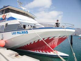 La Graciosa Express - Billetes de ferry