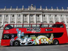 Tarjeta para atraccion IVENTURE en Madrid