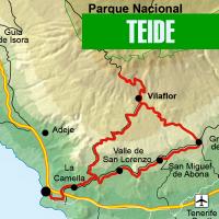 TEIDE (RUTA)