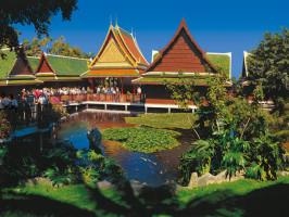 Entrada Twin Siam Park y Loro Parque