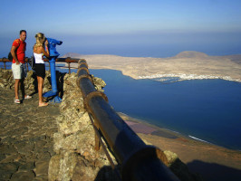 Centros turisticos de Lanzarote