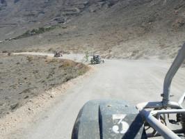 Aventura en Lanzarote en buggy