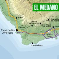EL MEDANO (RUTA)