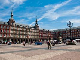 Visita panorámica de Madrid y acceso prioritario al Museo del Prado