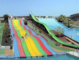 Aquapark Costa Teguise con traslado en bus