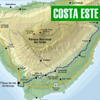 COSTA ESTE (RUTA)